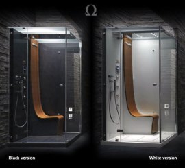Jacuzzi Omega Series Steam Shower