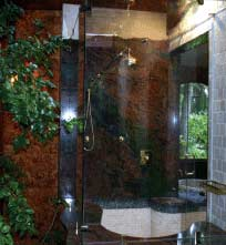 Custom Steam Room