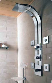 Shower Panels for Steam Rooms | Steam Shower Reviews, Designs ...