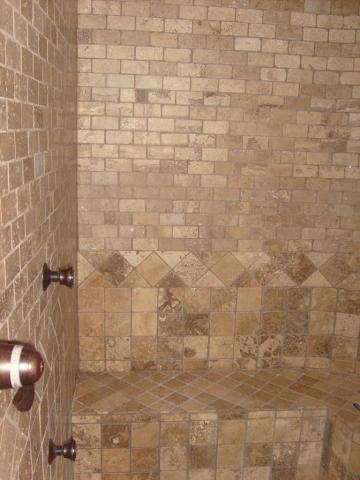 Tile Bathroom Shower Design. A great