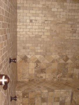 Tile Bathroom Shower