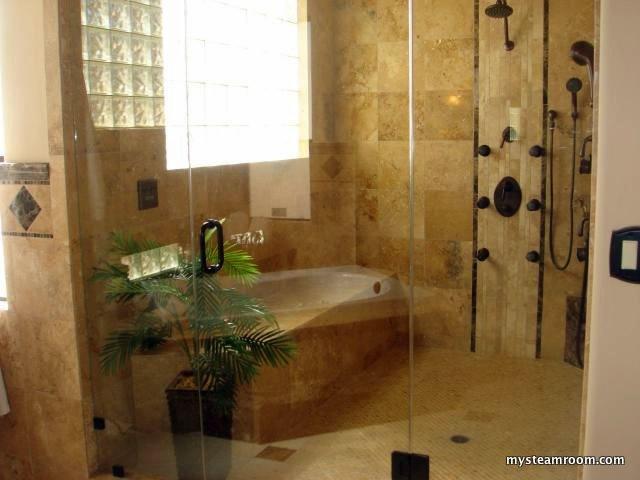 Steam Shower Pictures | Steam Shower Reviews, Designs & Bathroom ...