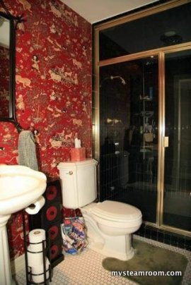 Glass Bathroom Shower