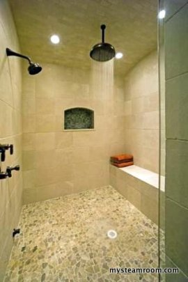 Tile Bathroom Designs on Tile Bathroom Shower   Steam Shower Reviews  Designs   Bathroom