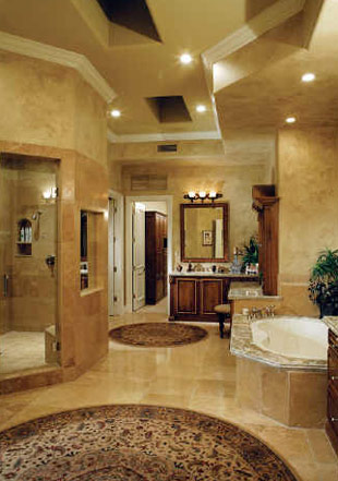 Steam shower pictures steam shower reviews designs for Huge walk in shower