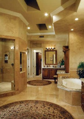 Walk-in Steam Shower