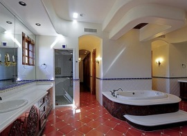 Tile Bathroom Design