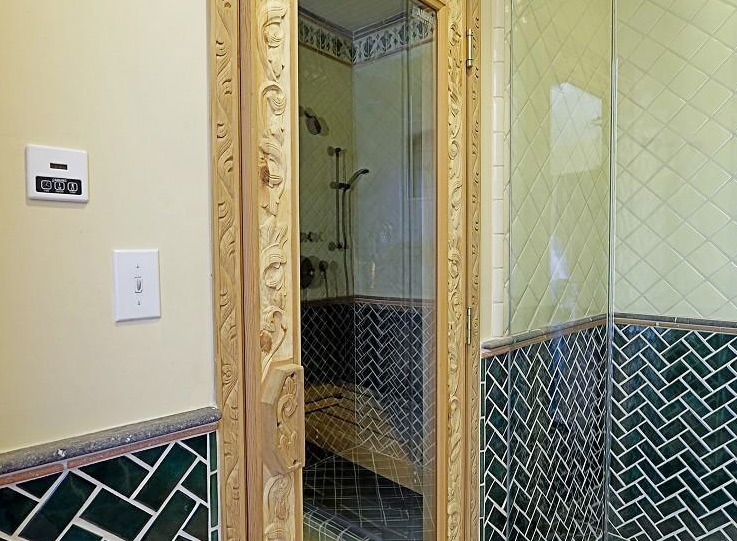 Steam Room Steam Room Tile Bathroom Design