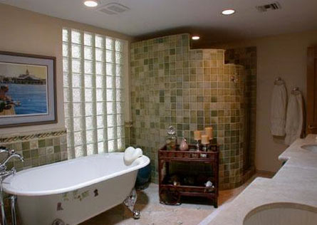 Walk Showers on Walk In Shower    Steam Shower Reviews  Designs   Bathroom Remodeling